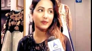 Hina Khan Goes Shopping SBS Segment 7/12/2016