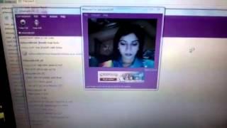 Karachi  hot girl on webcam