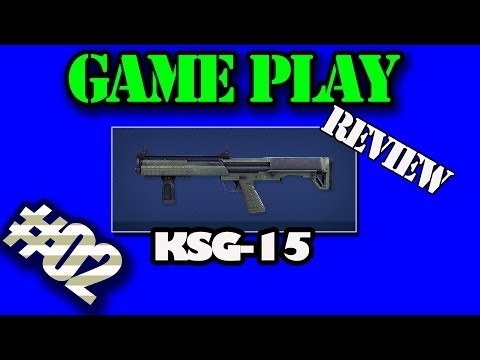 Gameplay/Review #2 - CrossFire AL Escopeta - KSG-15, Vacilo no CF NA!