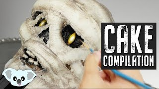 AMAZING HALLOWEEN CAKE 2 Compilation | Cakes and Treats