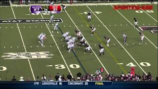 Texas Tech vs. Kansas State 2011.....Game of Adjustments........