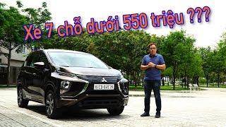 [Autozone.vn] Đánh giá siêu chi tiết Mitsubishi Xpander, mẫu xe 7 chỗ giá rẻ nhất Việt Nam