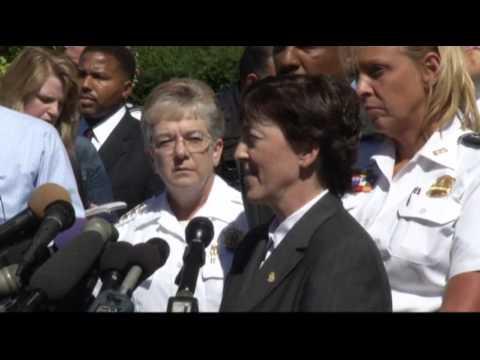 FBI: Navy Yard Shooter Had Shotgun, Handgun