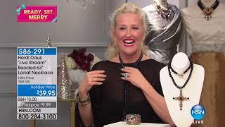 HSN | Heidi Daus Fashion Jewelry Gifts 12.07.2017 - 11 AM