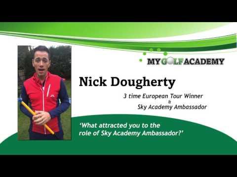 Nick Dougherty - Sky Academy Ambassador