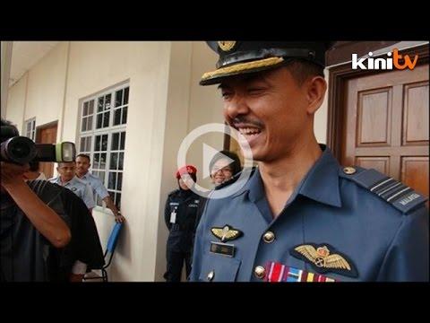 Mahkamah tentera putuskan Mejar Zaidi bersalah
