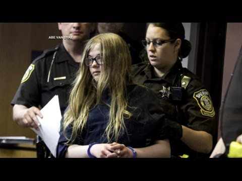 'Slender Man' Stabbing Suspects Appear in Court