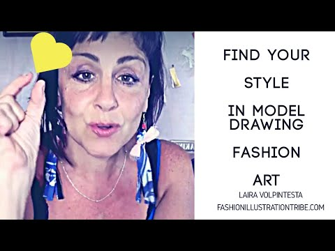 WHY learn or study Model Drawing or Figure Drawing for Fashion and Art?