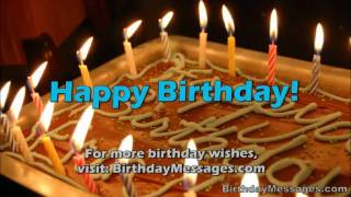 happy barthday song & video