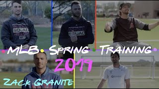 Sports Thread Goes to Spring Training 2019- Texas Rangers: Zack Granite
