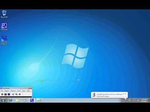 Instalar Driver De Awus036h De Windows 7 En Windows8 | How To Make ...