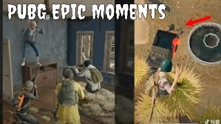 PUBG PC and Mobile EPIC Moment Compilation Funny Tik Tok #3