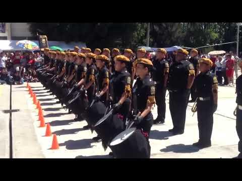 BDG OFICIAL LINCES U DE O- RUTINA LIBRE- CAMPEONES CALDERÓN 2013