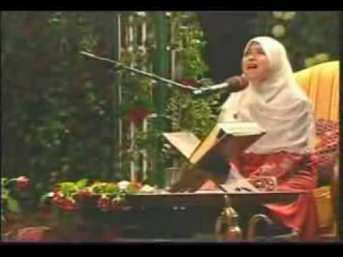 Somaya Abdul Aziz Eddeb - Surat Al Alaq
