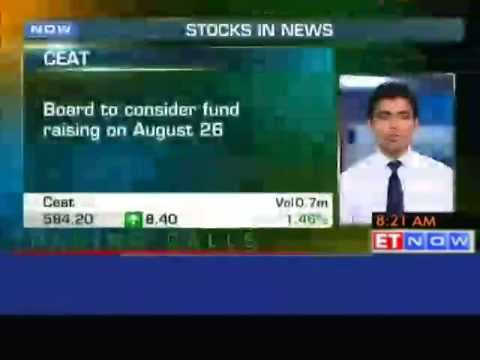Stocks in News: Ceat, SpiceJet, United Spirits