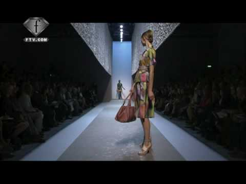 FashionTV | FTV.com - MISSONI - Collection woman spring / summer 2009