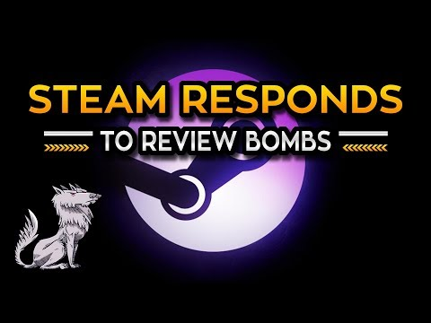Steam introduces changes in response to review bombs
