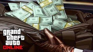 GTA  $ 4,271,280 How I make so much money MC and Bunker Money Guide
