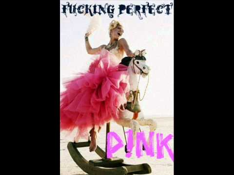 Pink Fucking Perfect Official Song video