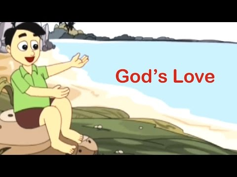 God's Love Is So Wonderful Nursery Rhymes | Popular Nursery Rhymes For Children |Best Songs For Kids