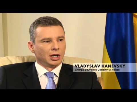 Part 2. Сharge d'affaires of Ukraine to Poland Vladyslav Kanevskyi