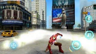 Iron Man 2 By Gameloft ( IOS ) Gameplay