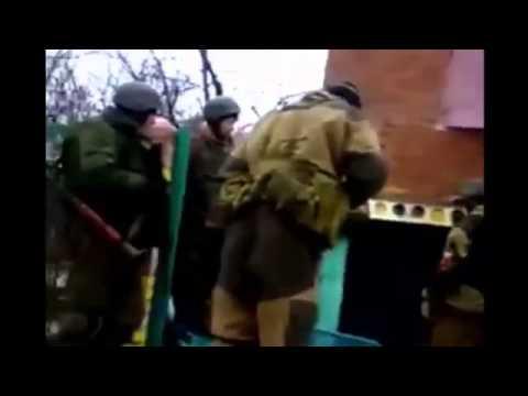 Ukraine War | Intense Footage of Street Fighting in Debaltseve 17-02-2015