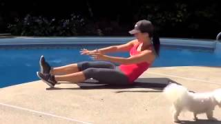 show of  Belly h Within 14 Days For Women Top Ab Workouts   No Equipment Needed8