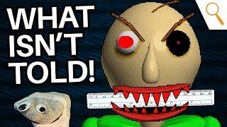 Baldi's TERRIBLE SECRET! (Baldi's Basics in Education and Learning Theory)