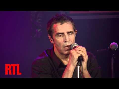 Julien Clerc - Le temps d'aimer en live dans le Grand Studio RTL