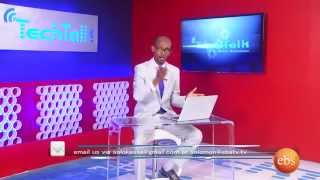 TechTalk With Solomon Season 4 Ep.13 - Extreme Architecture, Eco-friendly house  (ከተፈጥሮ ይዘት ጋር የሚስማማ