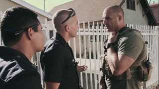 End of Watch - Cartels Are Operating - Own it 1/22 on Blu-ray & DVD