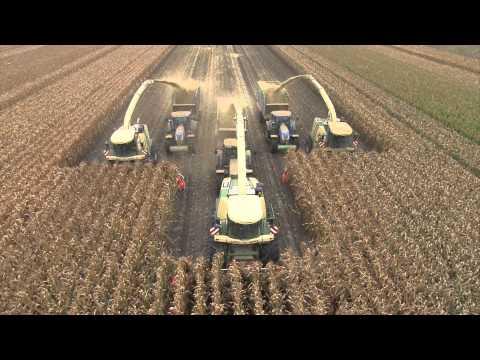 Landtechnik im Fokus - Maisernte DVD Trailer