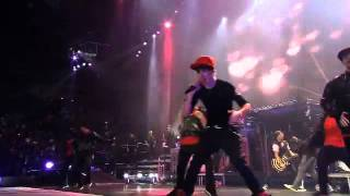 Justin Bieber Baby Ft Ludacris Live At The Madison Square Garden Hd