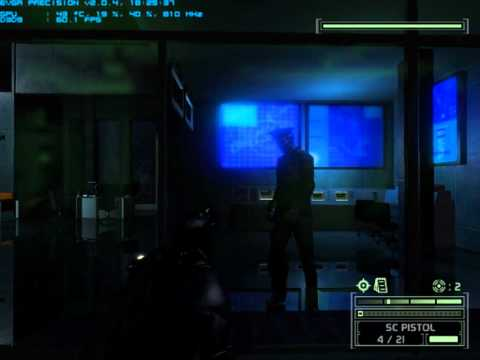 Finalizando Splinter Cell:Chaos Theory