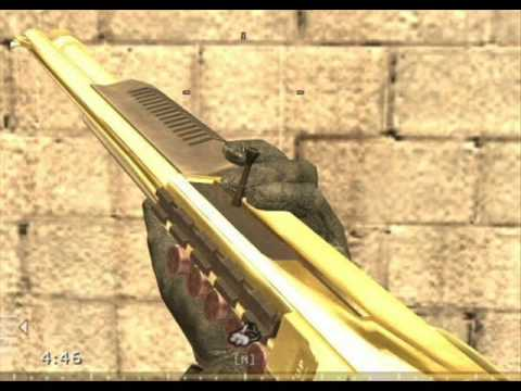 Golden  guns & snipers cod4