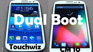 [Mod] Galaxy S3 - How to Dual Boot 2 Roms - Cursed4Eva.com