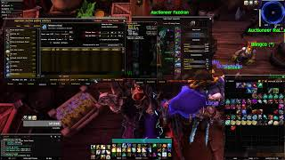 Playing World of Warcraft - Holy Priest - Levelling to 120
