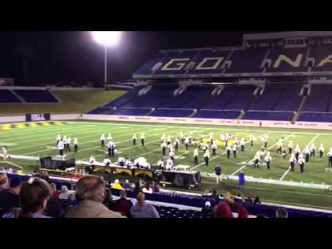 Urbana high school marching band