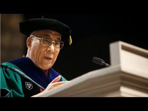 Tulane University's 2013 Commencement Keynote Address