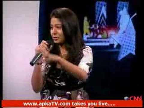 Atif Aslam can't sing: Sunidhi Chauhan