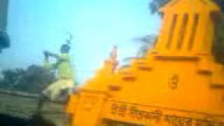 Destroying HINDU Temple in Hathazari, Chittagong, Bangladesh