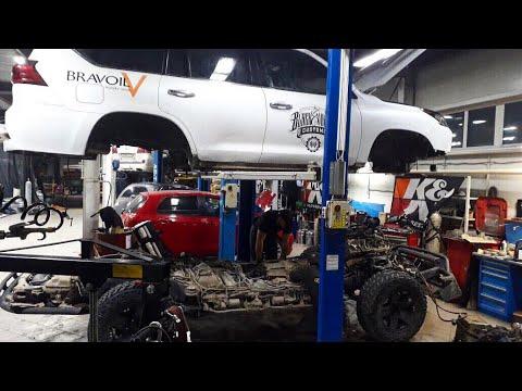 Lexus LX570 СМЕРТЬ МОТОРА. ЧАСТЬ 2 РЕМОНТ ИЛИ ЗАМЕНА