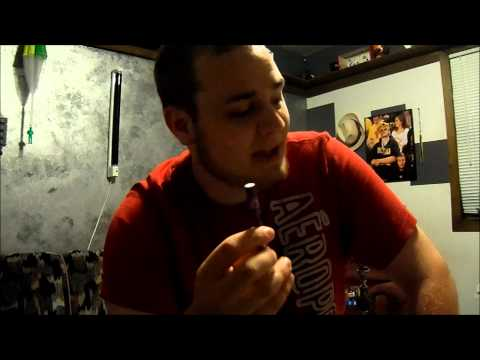 Starbuzz E-buzz Blue Mist - E-Cig Review