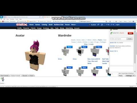 Как сделать ник в роблоксе