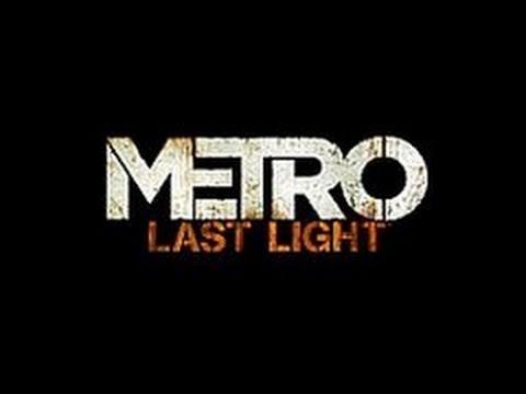Metro: Last Light Announcement Trailer