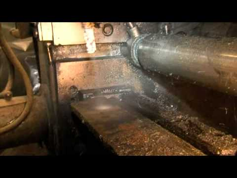 Dry Ice Cleaning Of Printing Machine Youtube