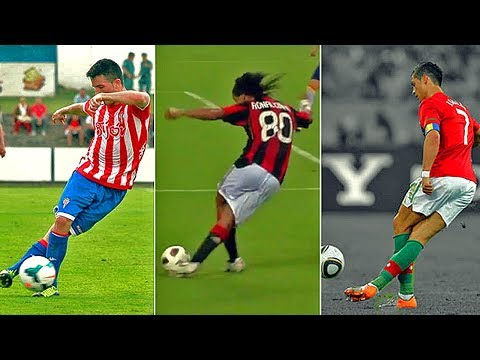 How to Rabona like Ronaldinho & Neymar - Tutorial Thursday Vo.10 by freekickerz