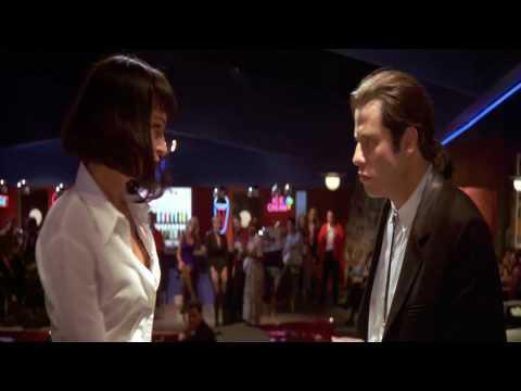 Pulp Fiction baile