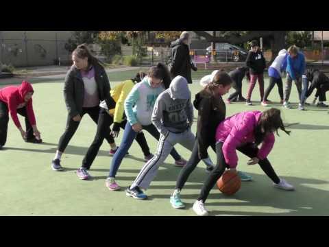 Школа Лидер - Спортивная Эстафета